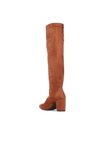 Divarese 5023831 Kadın Çizme Taba